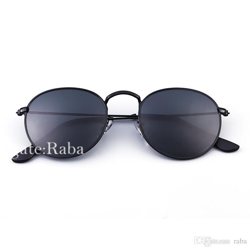 fb5cef0bb97 Trend Sunglasses Women Men Mirror High Quality 58MM 62MM G15 Glass Lens  UV400 Gold Frame Brand Designer Sun Glasses Eyewear With Box Case Boots  Sunglasses ...