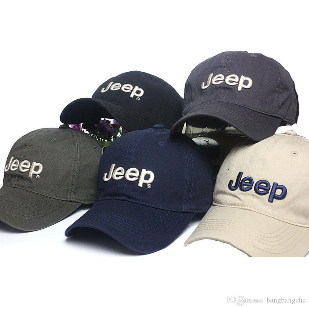Jeep Hat Cap Women Men Unisex Baseball Golf Ball Sport Cap Jeep Hat Cap  Women Men Unisex Baseball Golf Ball Sport Cap Jeep Hat Mens Caps La Cap  From ... 702d27e9308