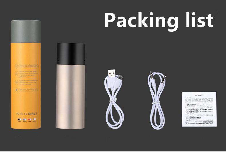 Sem fio Melhor Alto-falante Bluetooth Portátil Ao Ar Livre Mini Caixa de Coluna Altifalante Speaker Design para iPhone Xiaomi Frete Grátis