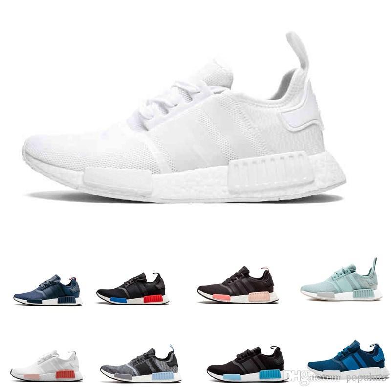 check out 25ea4 01e49 Acheter 2018 Original Nmd xr1 Pk Chaussures De Course Pas Cher Sneaker Nmd  Xr1 Primeknit De  60.92 Du Populars   Dhgate.Com