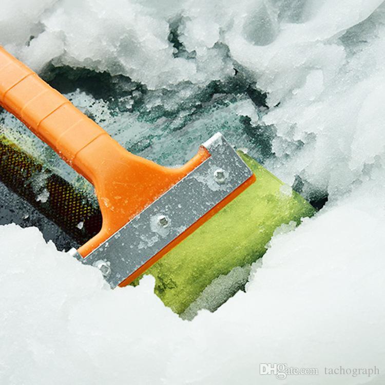 Автомобиль снег лопата не повредить стекло, снег, мороз, размораживание, говядина сухожилие, скребок, длинная ручку пластиковых снегоуборочную лопату.