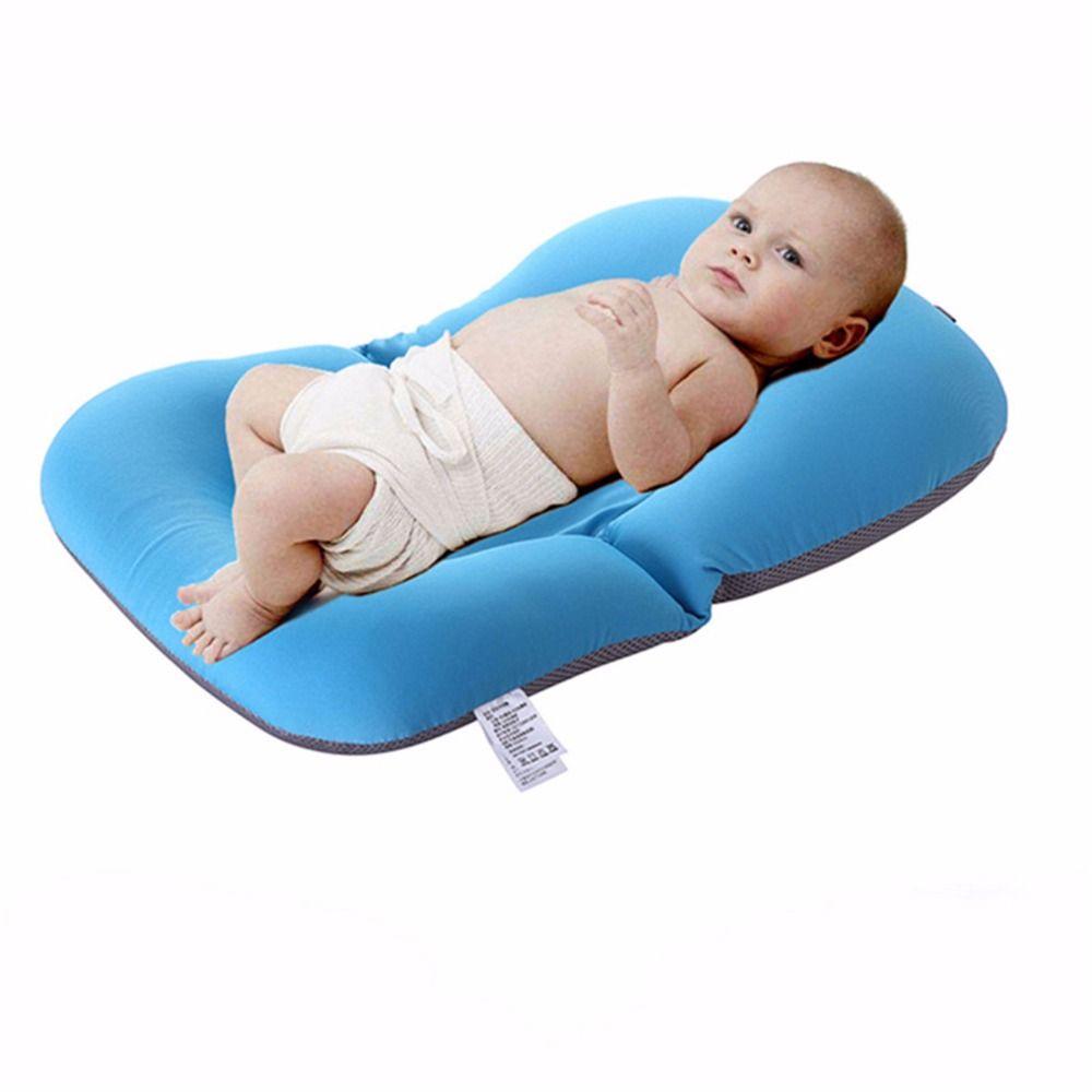 2018 Anti Skid Foldable Baby Bathing Tub Baby Bathtub Shower Cushion ...