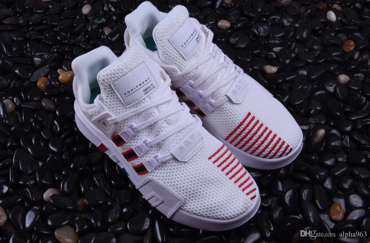 new concept bff81 1ac87 EQT Basketball ADV Bask Support Mid Originals 2018 New Men Designer Sports  Running Shoes For Men Sneakers Women Luxury Brand Casual Trainers Mens Shoes  ...