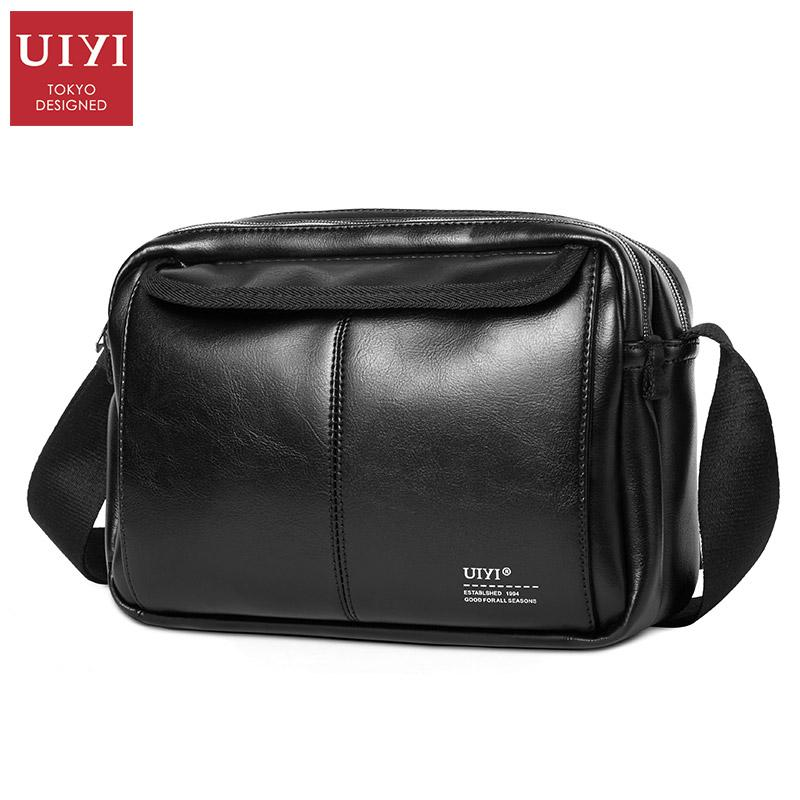 c6c97d26f8fb 2018 New UIYI High Quality Messenger Bags Men s PVC Most Popular Polyester  Shoulder Bag Men Fashion Leather Pack Handbag Crossbody Bags Cheap  Crossbody Bags ...