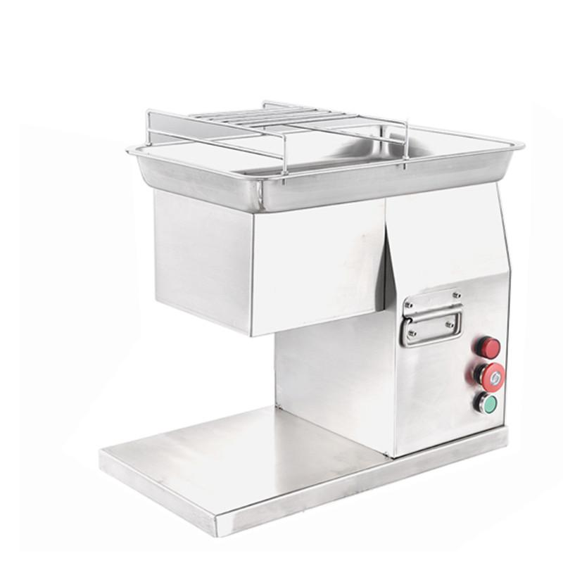 Beijamei Commercial Electric Meat Cutting Machine Desktop Multifunctional Beef Mutton Meat Slicer Fish Cutter Commercial Appliances