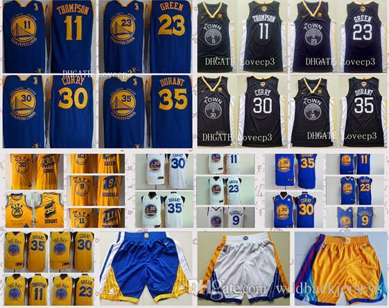 Golden State Warriors 30 Stephen Curry 35 Kevin Durant Jersey 23 ... fabb4f964