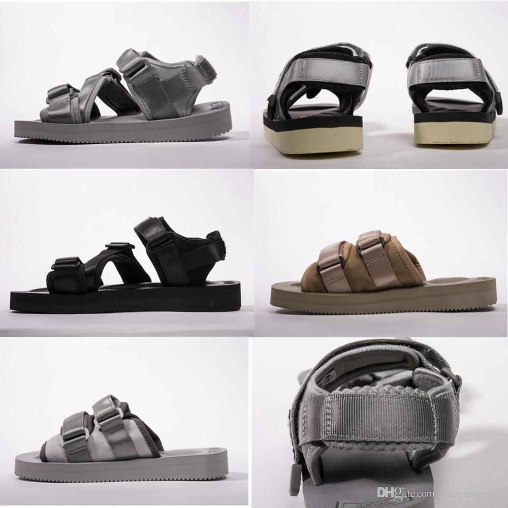 8077c4b469a Mastermind JAPAN X SUICOKE Summer Style Shoes Women Sandals Fashion Brand  Slippers Flats Good Quality Flip Flops Sexy Flat Sandal High Heels Heels  From ...