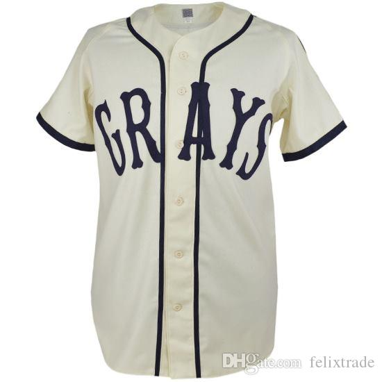 2019 Homestead Grays 1935 Home Baseball Jersey Doulble Stiched Logos   Name    Number Customizable For Men Women Youth From Felixtrade 9b22bb9804