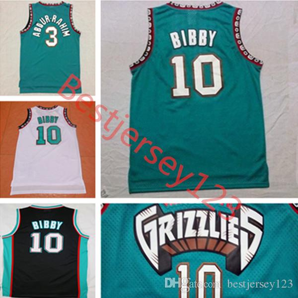 2019 Best Quality Mens Vancouver  10 Mike Bibby Jersey  50 Bryant Reeves  Stitched Mesh Retro Basketball Jersey Green From Bestjersey123 6ffe7d39b
