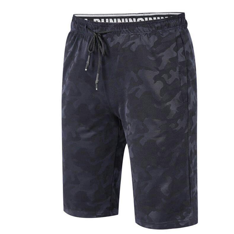 e985d55eef4e0 CATDEAR Outdoor Camouflage Running Fitness Shorts Men Summer Cycling ...