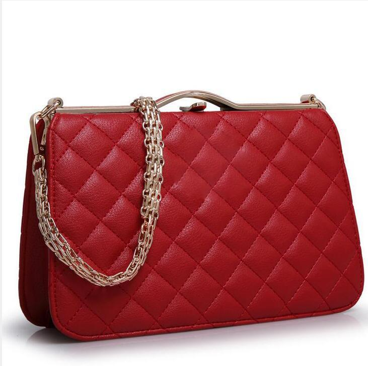 622df87494 2017 Alibaba Express Guangzhou Hot Sell High Quality Women Leather Luxury  Famous Brands Designer Chain Handbag Womens Bags Wholesale Bags From  Bruceee