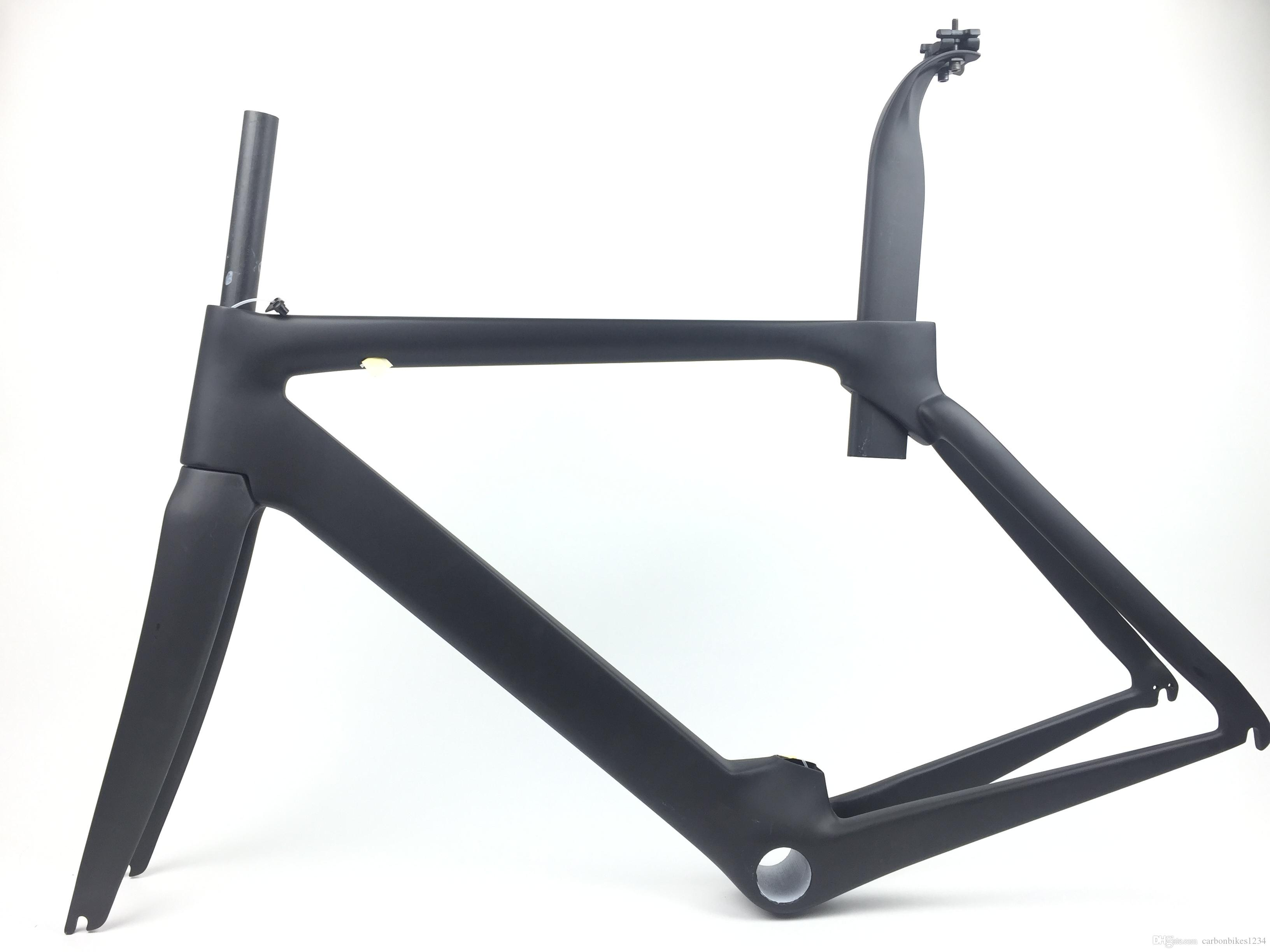 17 S5 Full Carbon Road Cycling Frames Support Di2 Electronic ...