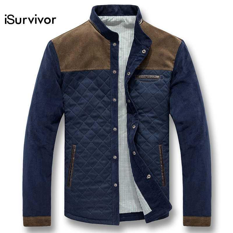 438d24d8c920f ISurvivor 2018 Men Autumn Spring Jackets And Coats Jaqueta Masculina ...
