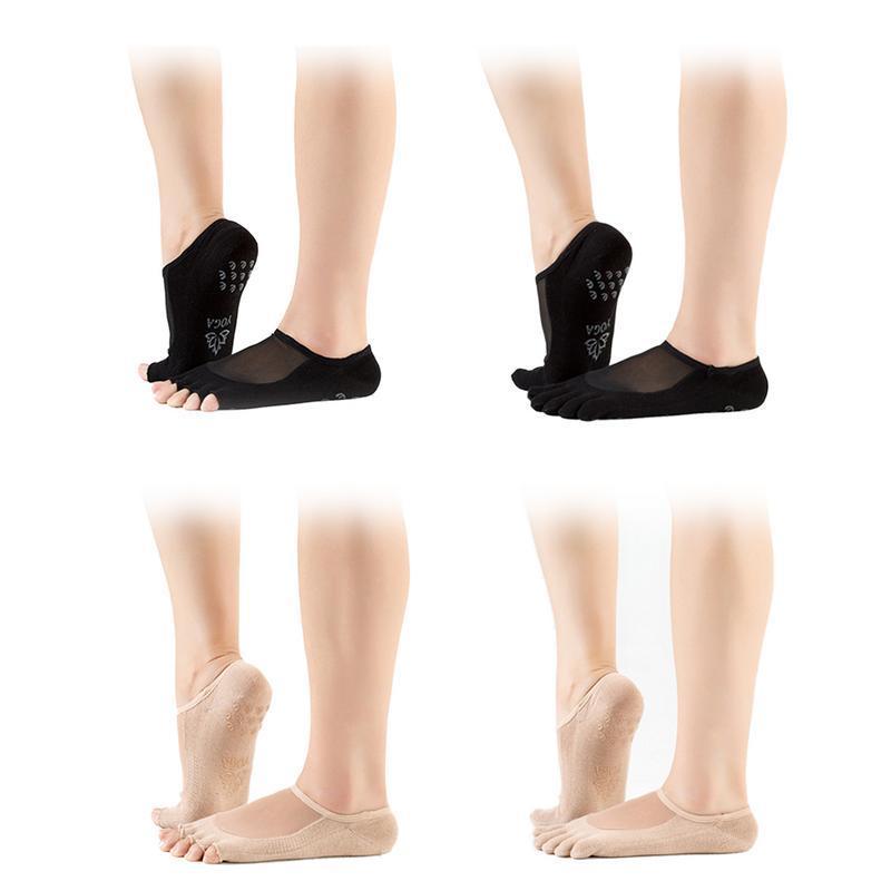 Breathable Non Skid Women S Yoga Sports Open Toe Topper Socks Half Socks  Forefoot Padded Cushion 35 39 UK 2019 From Roadsun 96412fbc0a