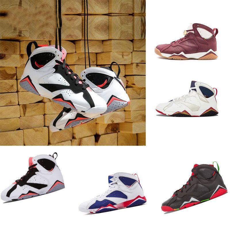 2018 Cheap New Shoes 7 Basketball Shoes Men Original Sneakers Cheap Shoes  VIII Classic Men S Sports Boots Free Drop Shipping Size 8 13 Shoes For Men  ... 35fa88e7478a