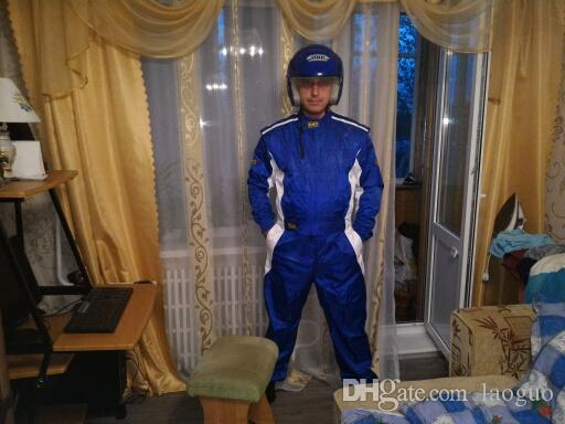 426cdeafe13e 2018 Good Car Racing Suit Made of Polyester 2 Layers Not Fireproof ...