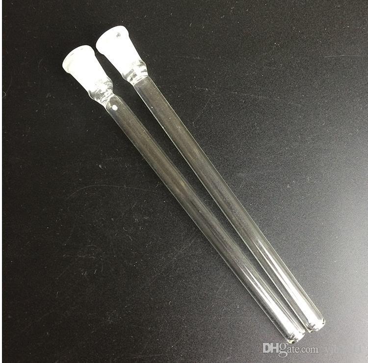 Accesorios de cristal hechos en casa de cristal de la cachimba del émbolo de cristal accesorios