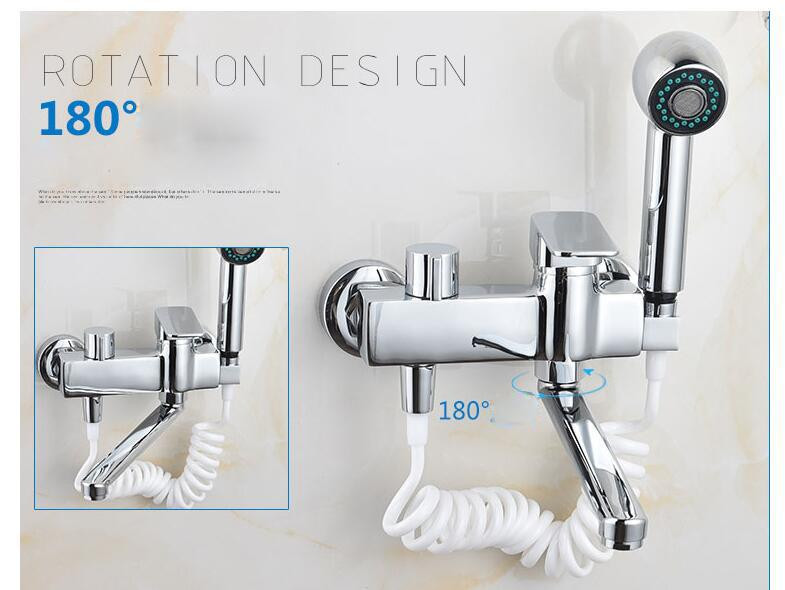 New Water Taps Brass Material Mixer Faucet Kitchen Sink Faucet Single Lever  Kitchen Water Mixer Top Quality 360 Rotate Crane