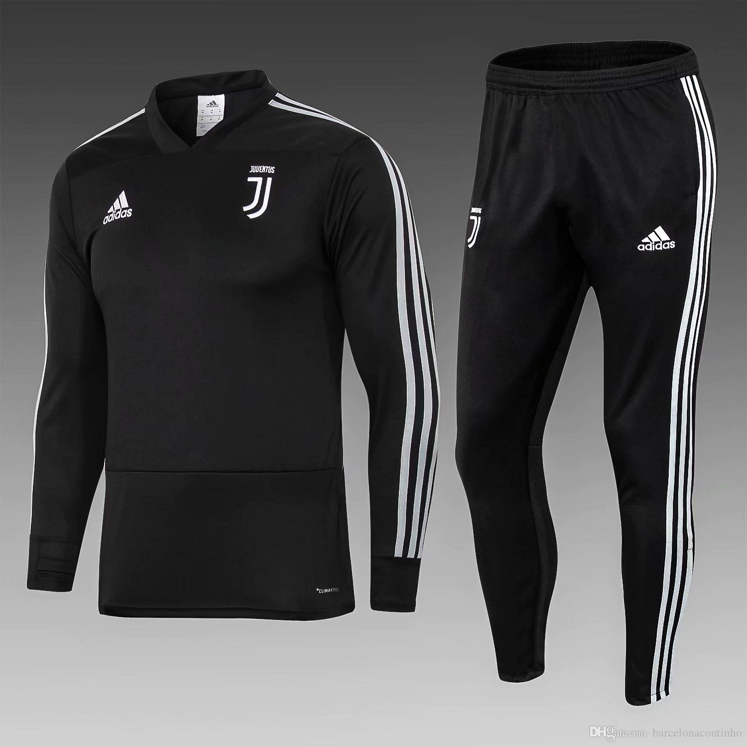 c6c666368 2019 18 19 New Thailand AAA Quality Juventus Training Suit RONALDO DYBALA  Football Sportswear 2018 2019 New Adult Training Suit From  Barcelonacoutinho