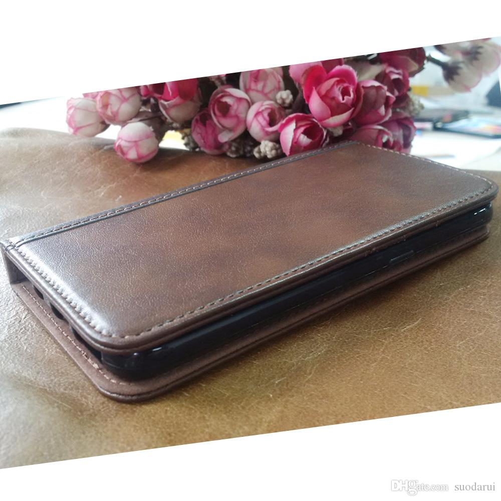 Flip leather case capa do telefone celular para xiaomi mi a3 wallet bolsa de negócios retro