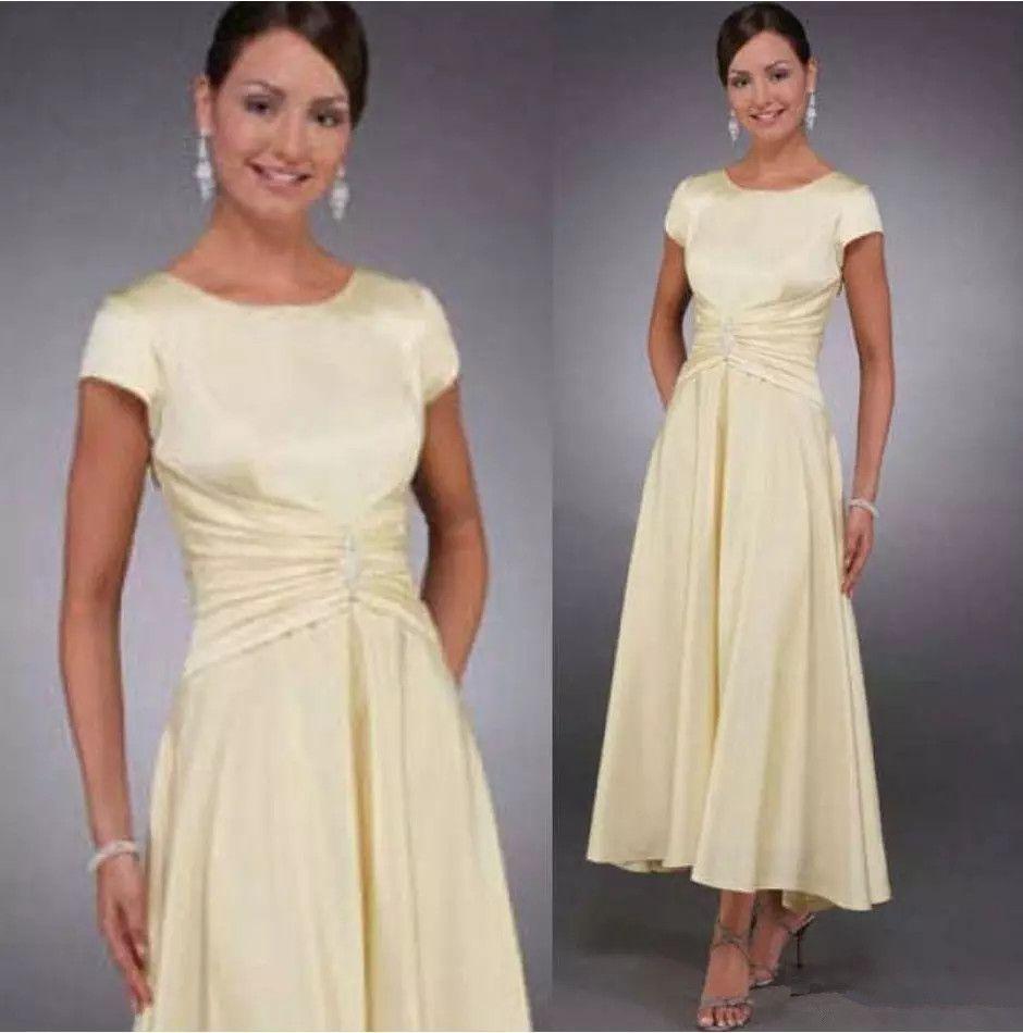 Vintage Mother of the Bride Dresses