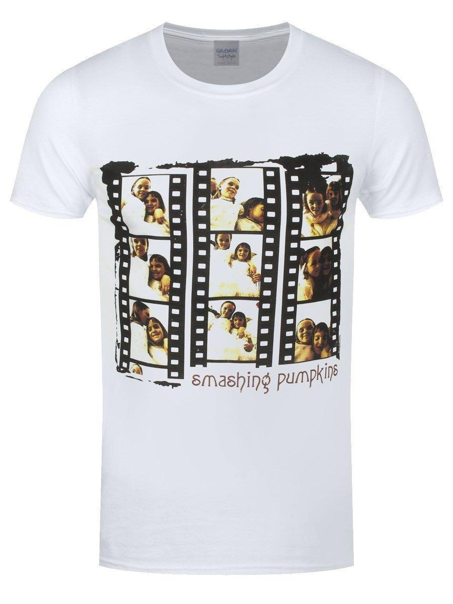 The Smashing Pumpkins Siamese Negatives Men S White T Shirt Moto Shirts Tee  T Shirts From Amesion34 422ae024907