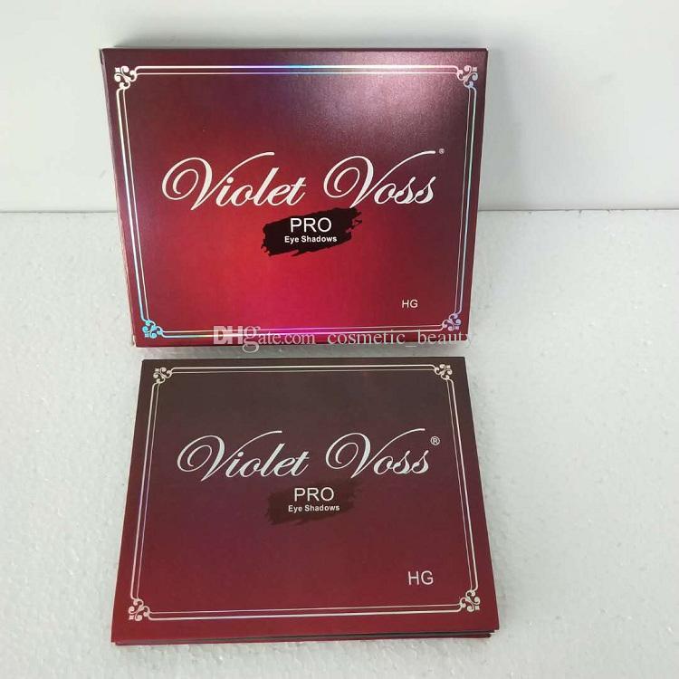 new violet voss Pro Palette Ombres à Paupières REFOR 20 fards à paupières de couleur Make Up Tool Sets Violet Voss Hashtag