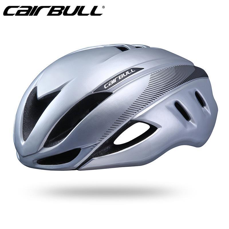 38889c0ac38c3 Compre CAIRBULL SPEEDaero Casco De Bicicleta De Carretera Triatlón Aerodinámica  Casco De Ciclismo Ultralight Moldeado Integralmente Ciclismo A  58.73 Del  ...