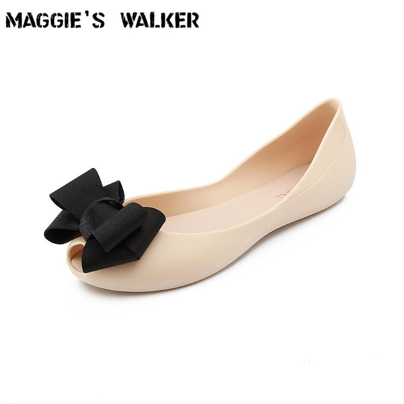 Acquista Maggie s Walker Donna Crystal Beach Shoes Jelly Sandali Estate  Trendy Candy Colorato Slip On In Resina Cunei Scarpe Da Pioggia Taglia 35 ~  41 A ... b6c6e3dabd2