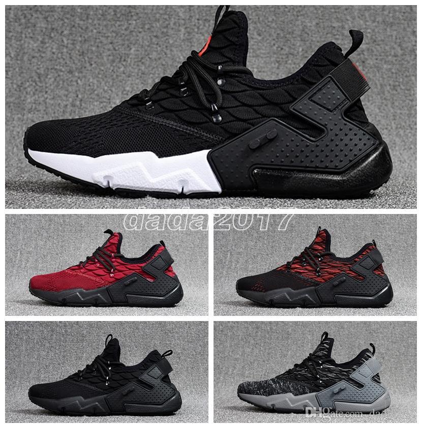 836a2025caf4 2018 New Pattern Huarache 6 Six Men Women Huarache VI Shoes Huaraches  Sports Sneakers Running Shoes Size 36 45 Trail Running Shoes Women Best  Shoes For ...