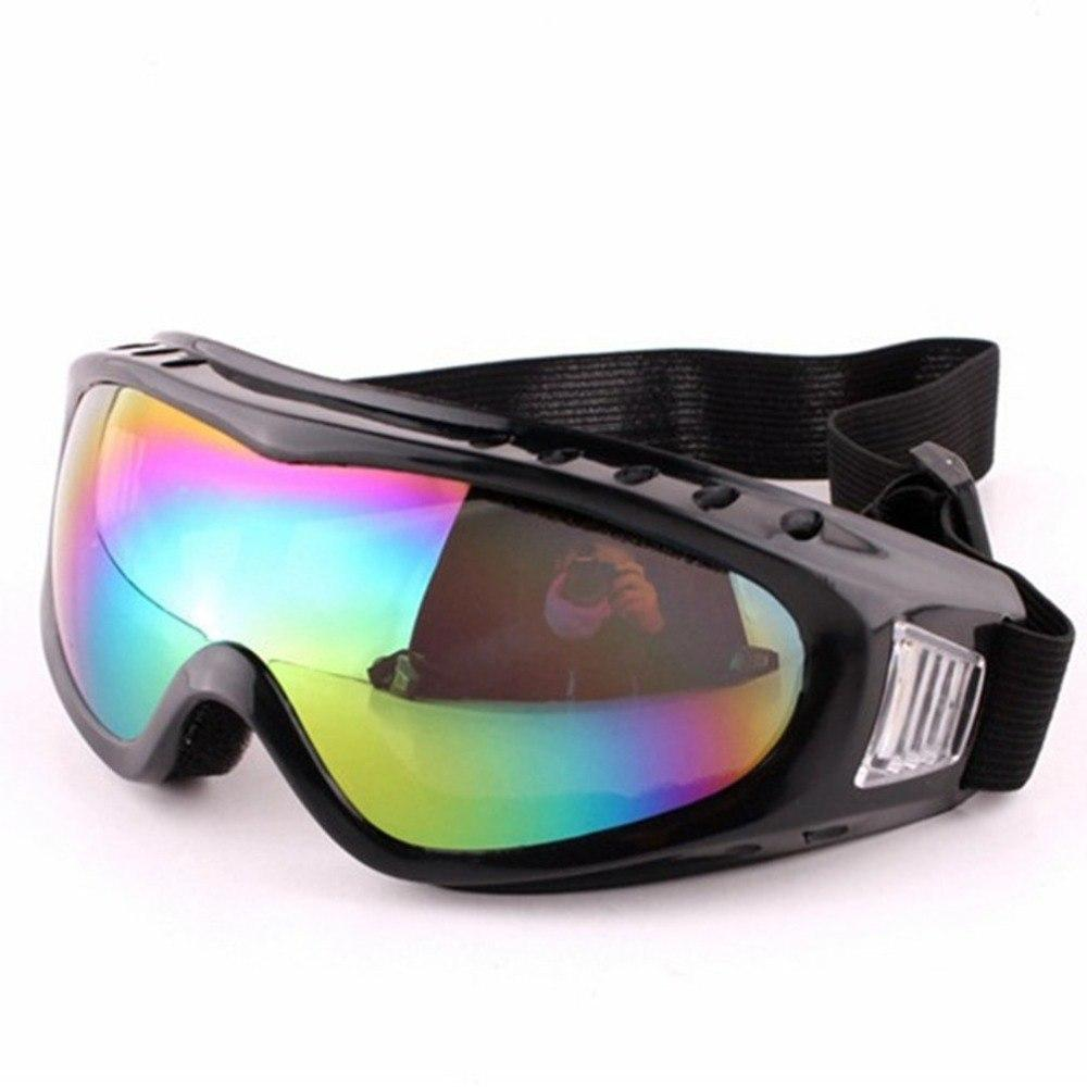 Ski Goggles Anti-fog Mirrored Lens Snowboard Snow Goggles for Youth New