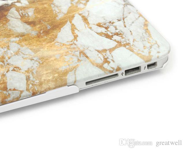 新しい大理石の星空ギャラクシーハードケースまたは2018新しいMacbook 13.3エアプロッチバー15.4プロの網膜ラップトップ全保護ケース