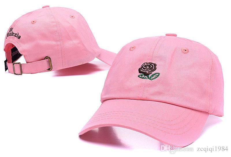 mix colors Rose Snapback Caps snapbacks Exclusive customized design Brands Cap men women fashion casquette hat