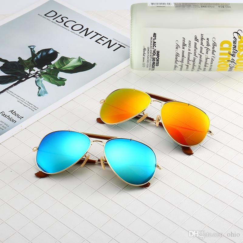 Großhandel 2018 Neue Aaa + Qualität 3422 Ray Aviator Sonnenbrille ...