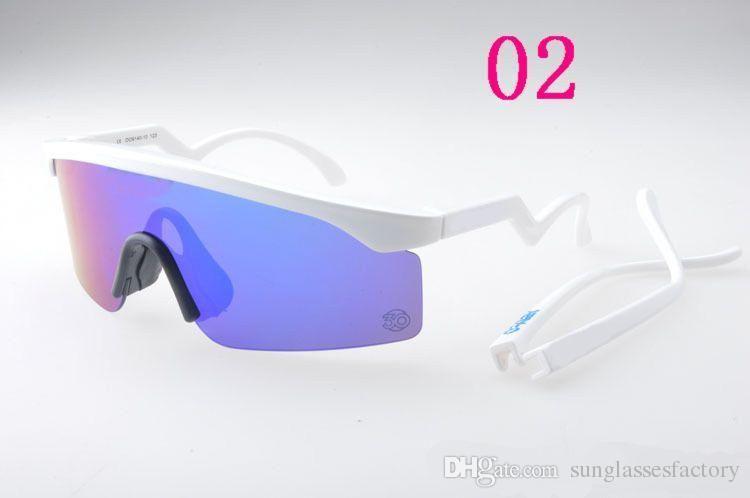 73bcb3d348d 2018 New Designer RazorBlades Sunglasses Men Sun Glasses Women Outdoor  Eyeglasses Sunglass Gafas De Sol Sunglass Cycling Eyewear Sunglasses Online  with ...