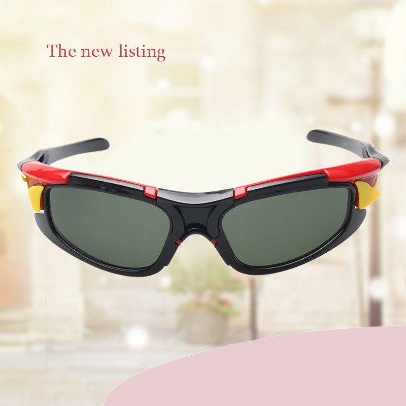 a3b9089bb1 Compre 2018 Pro New Kids TAC Gafas Polarizadas Bebé Niños Gafas De Sol  UV400 Gafas De Sol Niños Niñas Lindas Deportes Frescos Ciclismo Gafas De  Sol A $1.98 ...