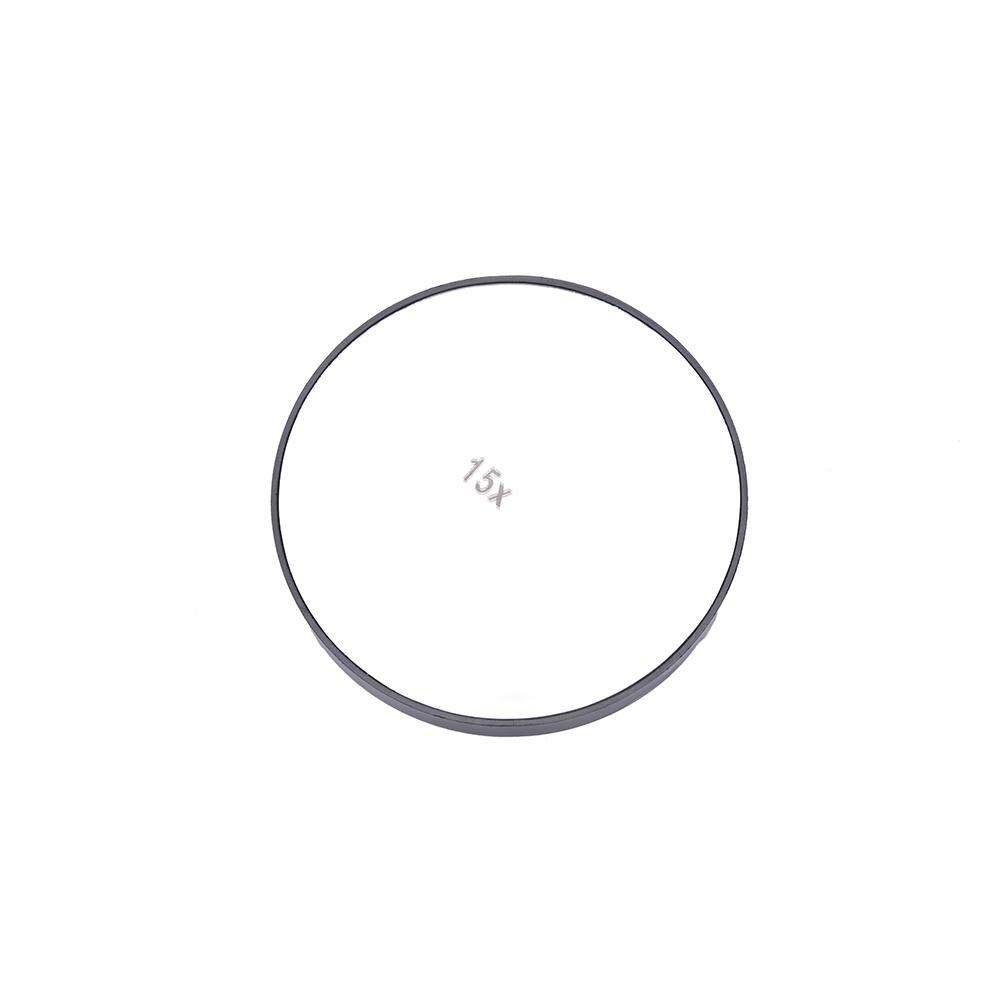 15x Magnifying Mirror 3.5 Suction Cup Women Beauty Makeup Cosmetic ...