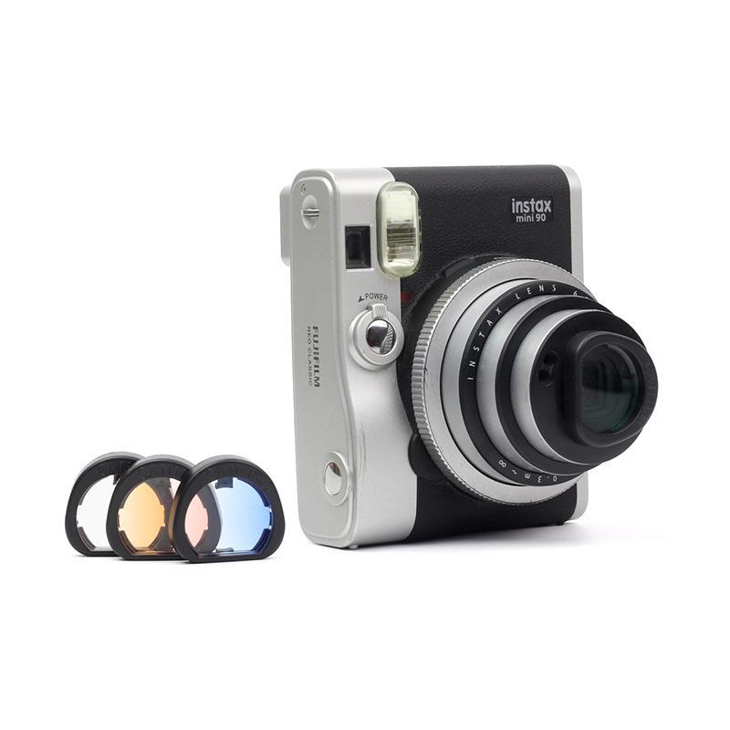 Compre Enses Accesorios Filtros Para Cámara CAIUL Filtro De Degradado Para  Fujifilm Instax Mini 90 Cámara 4 Filtro De Color Primer Plano Lente  Película Foto ... 1fa97048c4