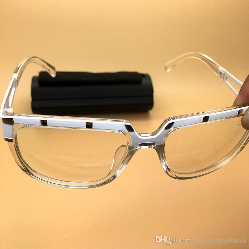fbf475217d Vintage Sunglasses Oval Frame 2018 New Mens Womens Polarized Glasses UV400  Germany Famous Brand Eyewear Luxury Retro Eyeglasses 8007 Victoria Beckham  ...