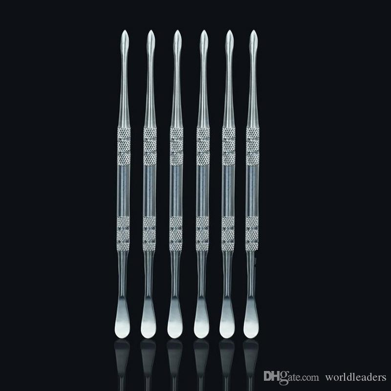 Ear clearner cera atomizador daber herramienta titanium07 stick stick Limpiador de cera Removedor de eliminación Ear Pick Curette dab titanium nail
