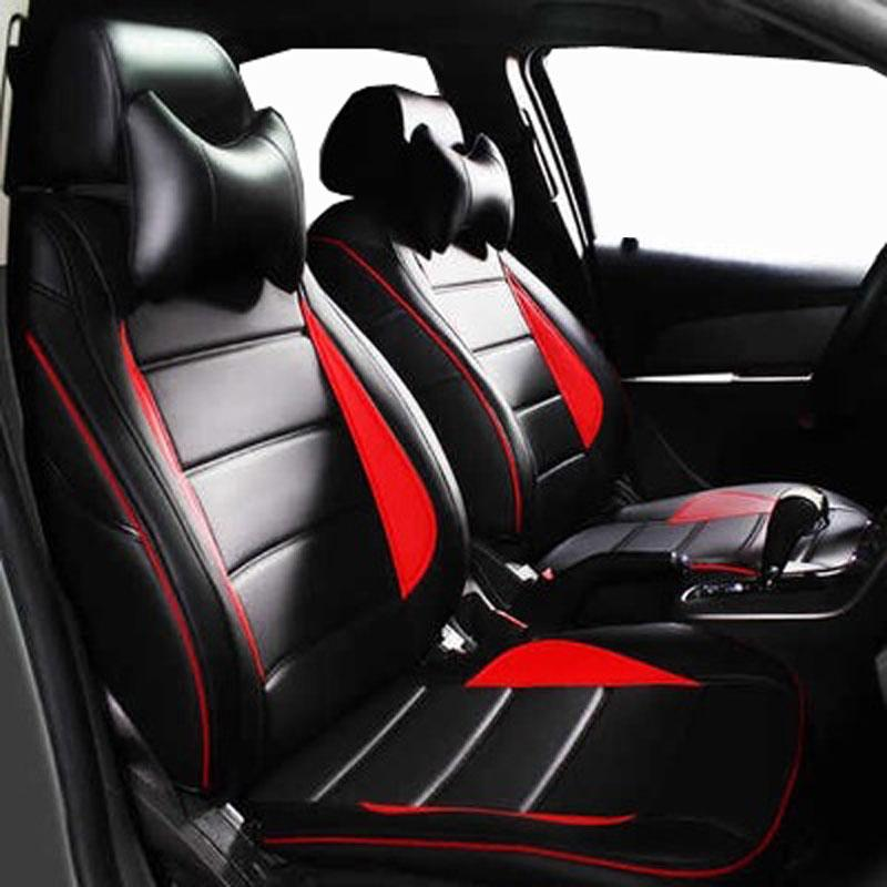 Car Seat Cover For Bmw E46 Leopard Winter Plush Warmer Custom Proper Fit Covers Auto Interior Accessories