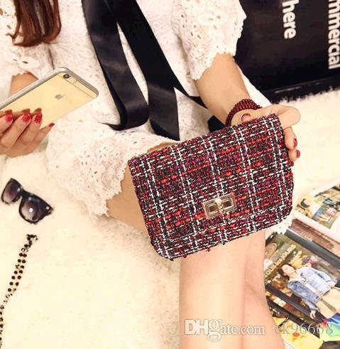 2017 new Messenger Bag Shoulder Bag Mini fashion chain bag women star favorite perfect small package