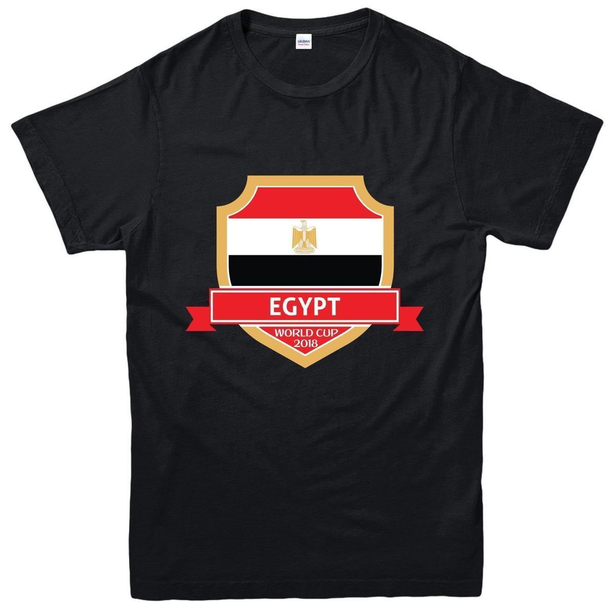 b820bce9912 Egypt Worldcup 2018 T Shirt