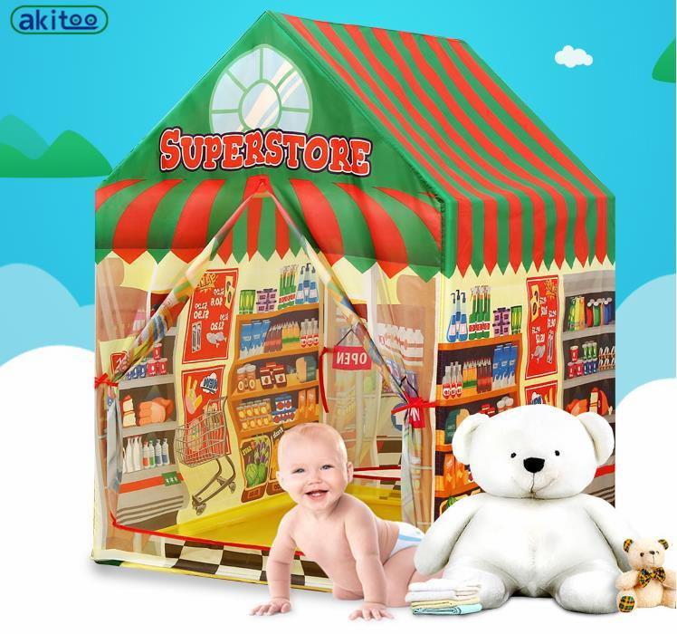 Wholesale New Arrival Akitoo Children S Toys Super Store Kid Tents