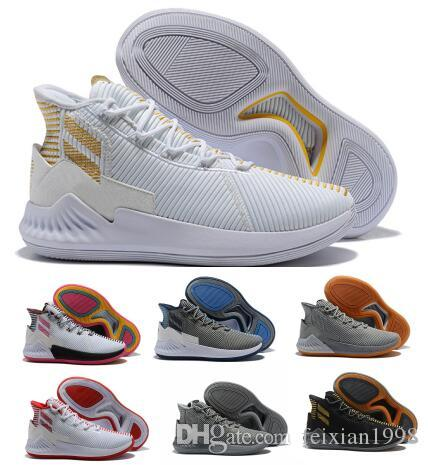 info for 988dc 86d7e Compre D Rose 9 Air Basketball Shoes Hombre Hombre Brown Derrick Rose 9s  Designer Runners 2018 Lujo Classis Sport Boots Training Sneaker Zapato  Venta A ...