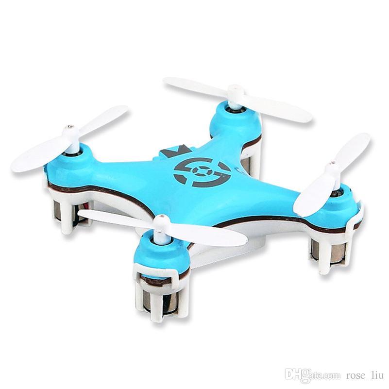 4 Цвет новый Cheerson CX-10 мини 2.4 G пульт дистанционного управления игрушки RC Drone Quadcopter rc вертолет 4channel 2.4 GHz 6-осевой самолет B