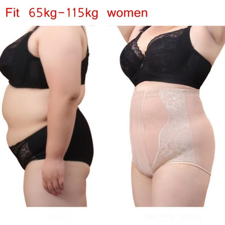 1d480be7fc 2019 Plus Size Women Panties Body Shaper Beauty High Waist Girdle Pants  Breathable Sexy Underwear Women BuLifter Slimming Belt From Cadly
