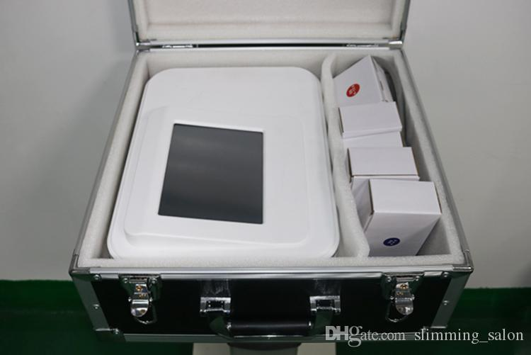 Alta intensità !!! Macchina hifu a ultrasuoni viso e corpo con cartucce 3/5 CE / DHL spedizione gratuita