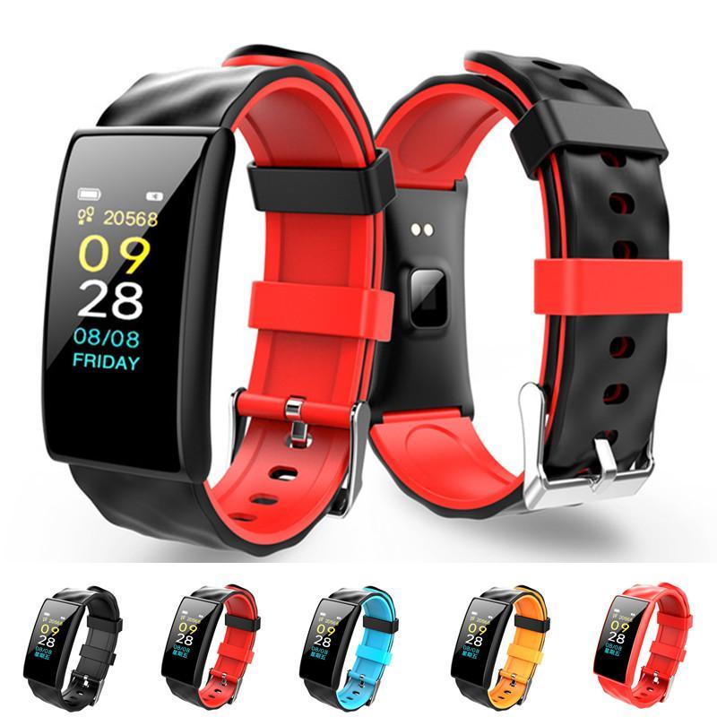 Mensajes De Reloj A M8 Deporte Monitor Recordatorio Banda Agua Ritmo Wristband Pulsera Cardíaco Bluetooth Ip67 Elegante Prueba Inteligente BeWQordCxE