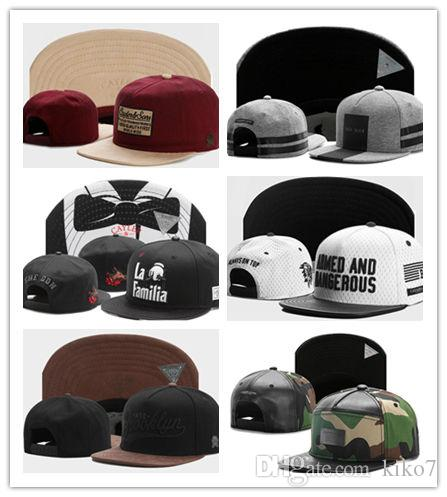 Cool Cheap 2018 New retail Fashion CAYLER & SONS Snapback Cap Hip-hop Men Women Snapbacks Hats Baseball Sports Caps